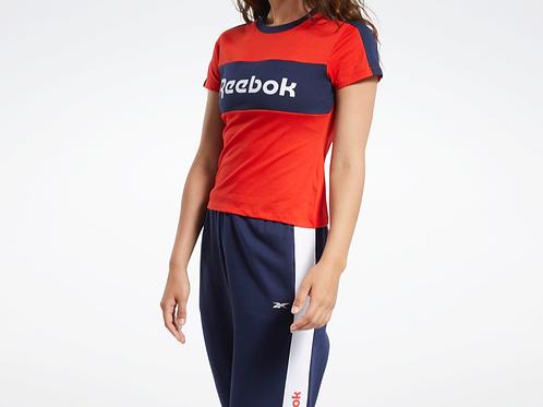 Reebok T-Shirt Linear Logo