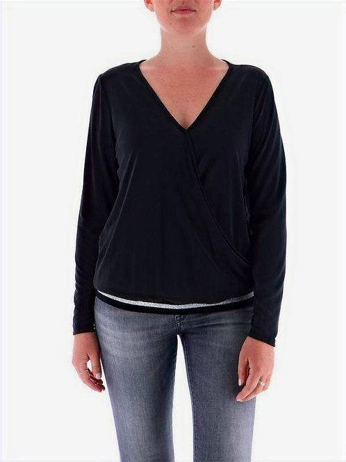 Sun Valley T-Shirt Manche Longue Femme (Priony)