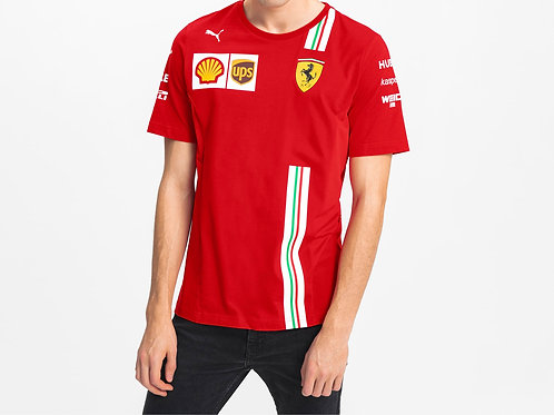 Puma T-Shirt Ferrari Team (763033 01)