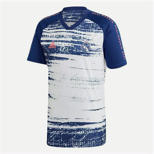 Adidas Maillot Pré-match Real Madrid