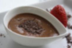 Receta Mousse au Chocolat