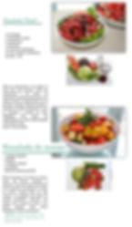 receta Ensalada Vital