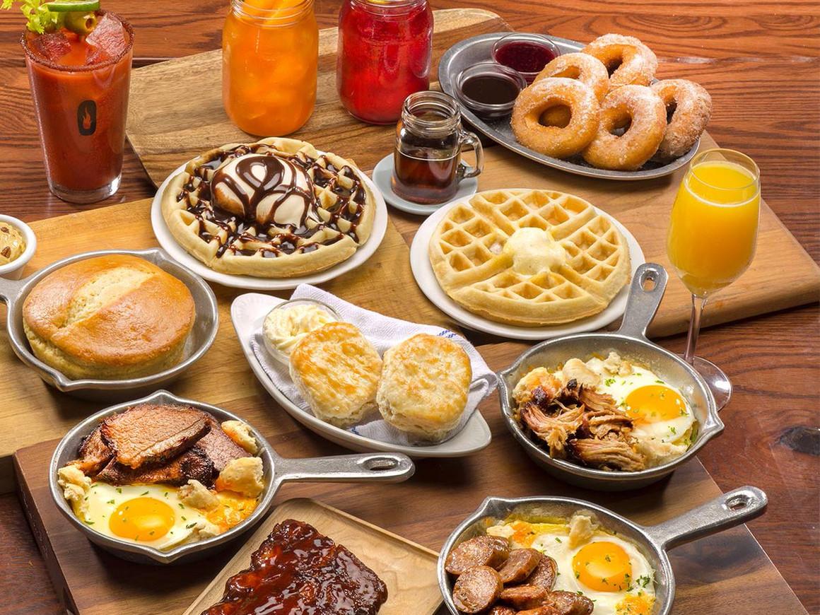 Breakfast & Checkout