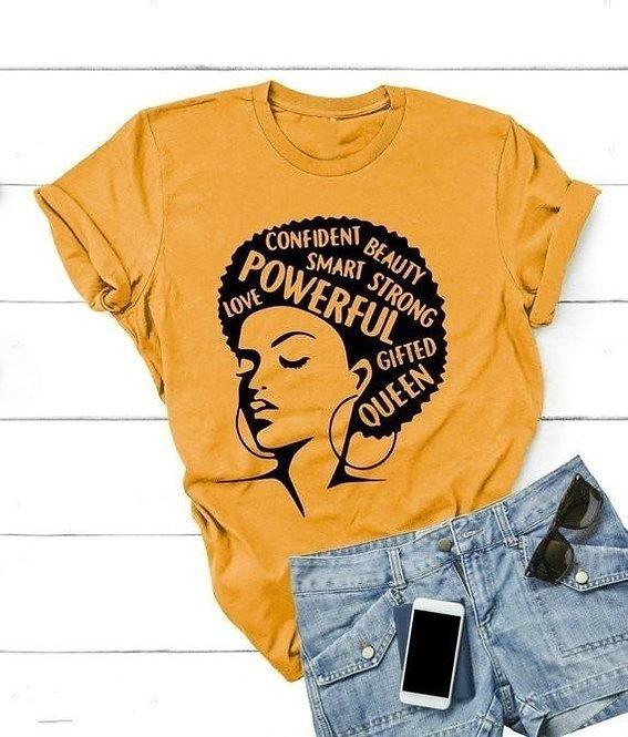Afro Queen T-Shirt