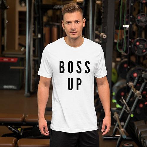 Boss Up Premium Unisex T-Shirt