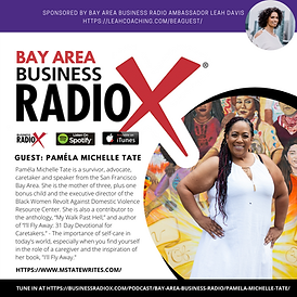 Bay Area Business Radio - Guest Paméla Michelle Tate (1).png