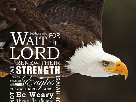When wait doesn't mean wait...