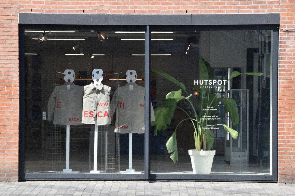 New Nude @ Hutspot Rotterdam