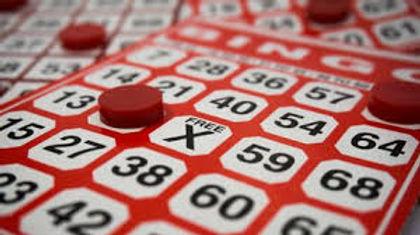 Zoom Bingo & Fun Games Evening - Saturday 12th December