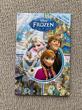 Disney FROZEN Look & Find book (07976975903)