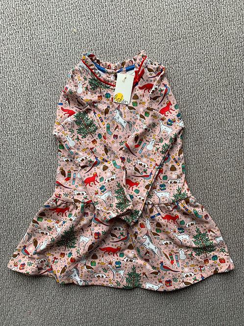 Pretty Boden Dress Age 4-5 (07976975903)
