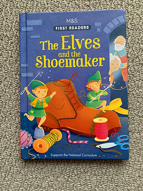 The Elves & The Shoemaker Book (07976975903)