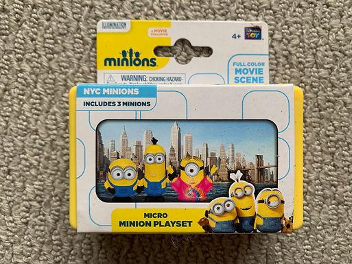 Micro Minion Playset (07976975903)