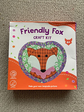 Friendly Fox Craft Kit (07976975903)