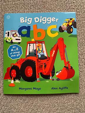 Big Digger ABC Book (07976975903)