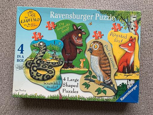 Ravensburger Puzzle - The Gruffalo & Friends Jigsaw Puzzle (07976975903)
