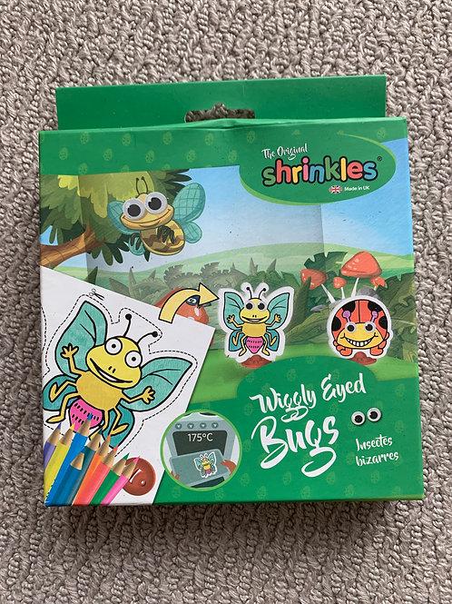 Shrinkles Wiggly Eyed Bugs Kit (07976975903)