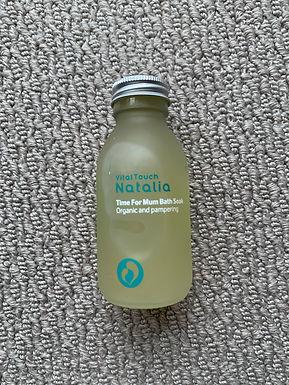 Vital Touch Natalia Time for Mum Bath Soak 100ml (07976975903)