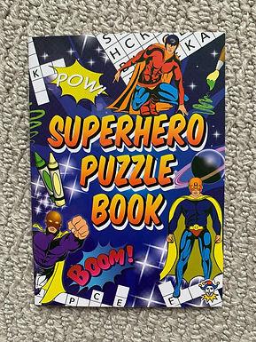 Superhero Puzzle Book (07976975903)