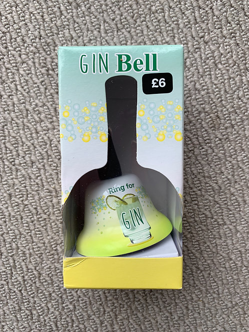 'Ring for Gin' Bell (07976975903)