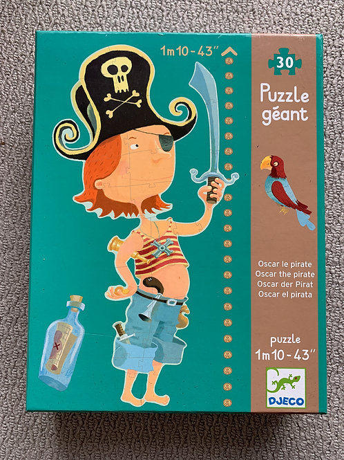 copy of 30 Piece Giant Puzzle - Oscar the Pirate (07976975903)