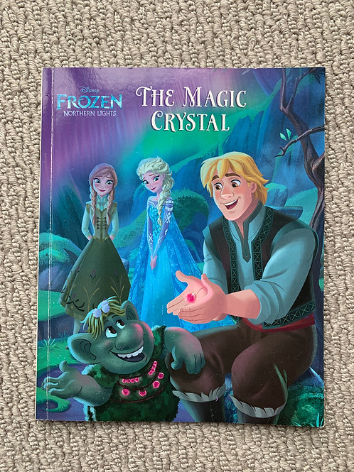 FROZEN The Magic Crystal (07976975903)