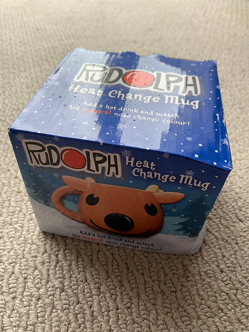Rudolph Heat Change Mug (07976975903)