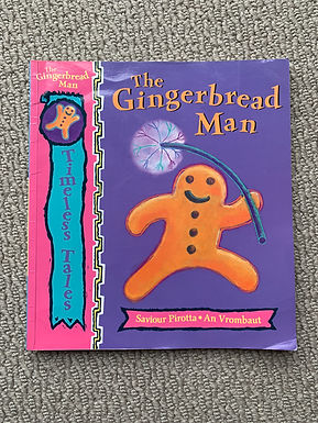 The Gingerbread Man Story (07976975903)