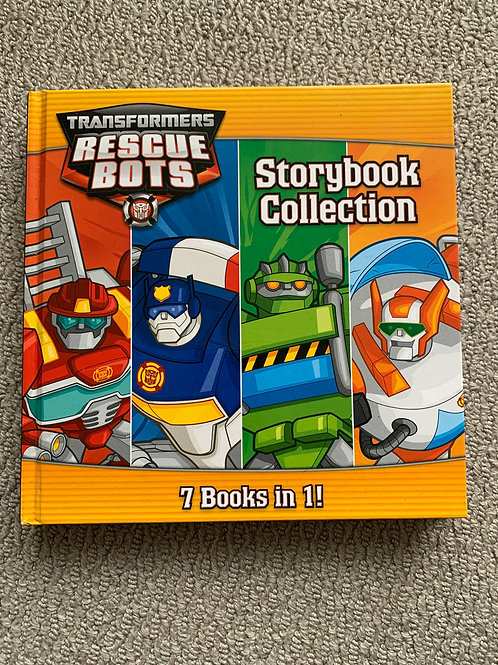 Transformers Rescue Bots - Storybook Collection (07976975903)