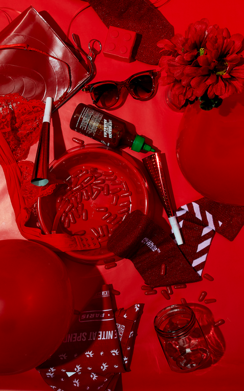 Still life photo styled by me and shot by Adrianna Casiano.
