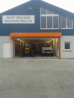 new boat station