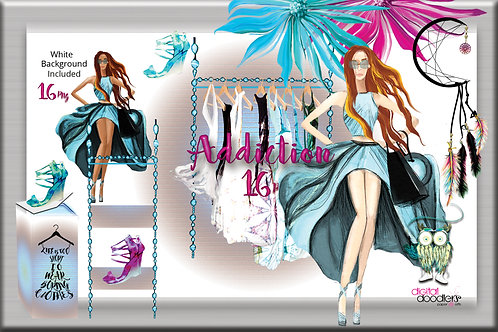 Addict Fashion Inspired Graphics