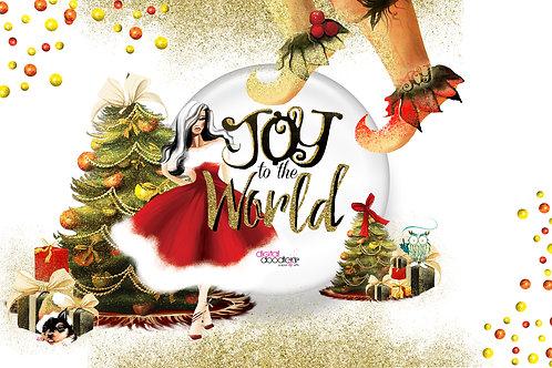 Joy to the World Christmas Graphics