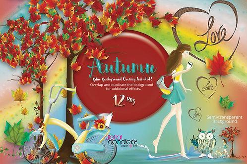 Autumn Inspired Graphics