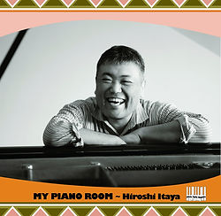 2020/12/25 2ndアルバム「MY PIANO ROOM」リリース