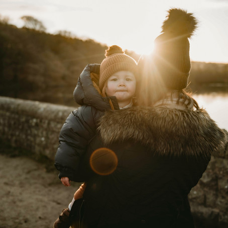 Why Autumn is the month to photograph your brood!