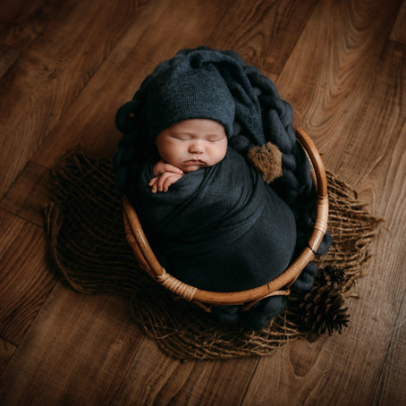 What's my favourite thing about being a Yorkshire newborn photographer?