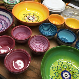 Swirled Little Bowls