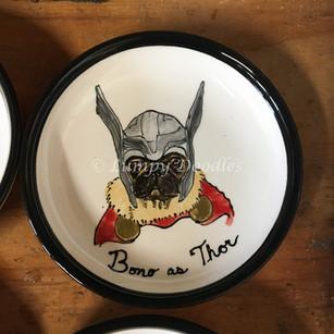 Bono as Thor