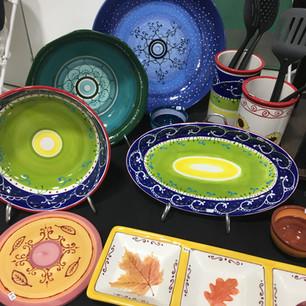 Spanish Inspired Bowls