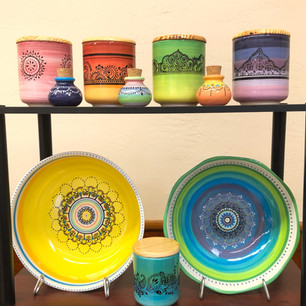 Canisters and Bowls
