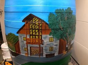 Murrieta's Well Barrel Tasting Art