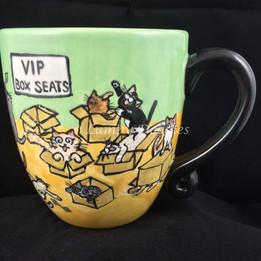 VIP Box Seats