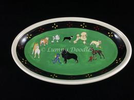 Schipperke Platter
