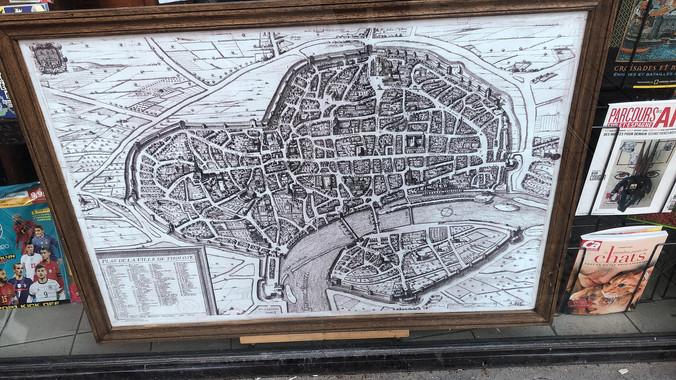 Le vieux Toulouse