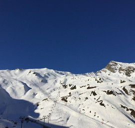 Bleu neige