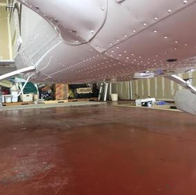 Belly Detail Cessna