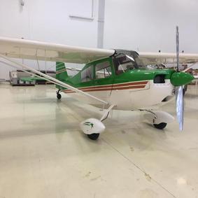 Exterior Wash Cessna