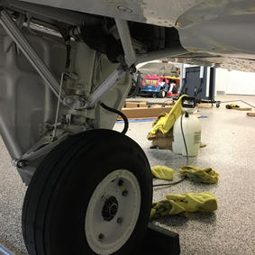 Landing Gear Detail