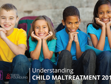 Announcing the Release of Understanding Child Maltreatment 2016